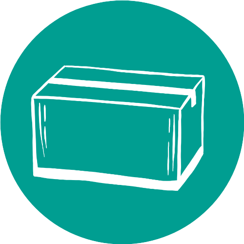 Full Service: Verpackung & Versand
