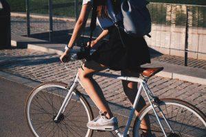 mit dem Fahrrad reisen